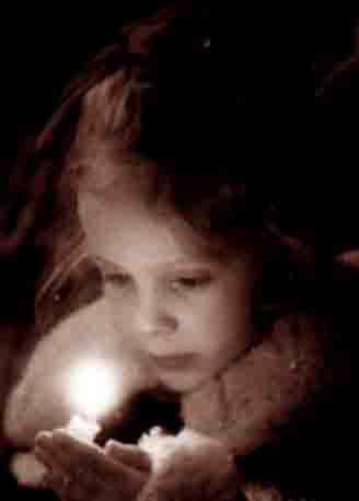 Candle Light. by Igor Goldberg