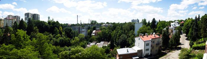 Панорама Львів