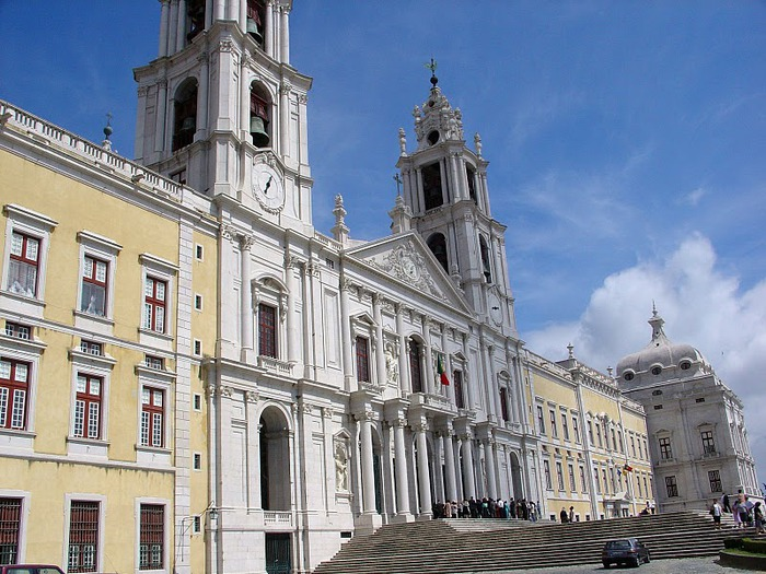 Дворец-монастырь да Мафра (Марфа, Португалия) 30026