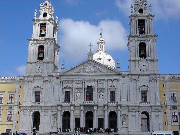 Дворец-монастырь да Мафра (Марфа, Португалия) 56347