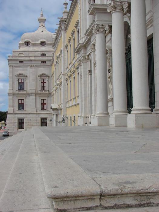 Дворец-монастырь да Мафра (Марфа, Португалия) 91986