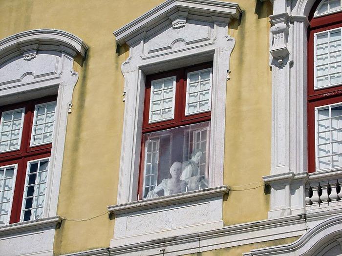 Дворец-монастырь да Мафра (Марфа, Португалия) 79958
