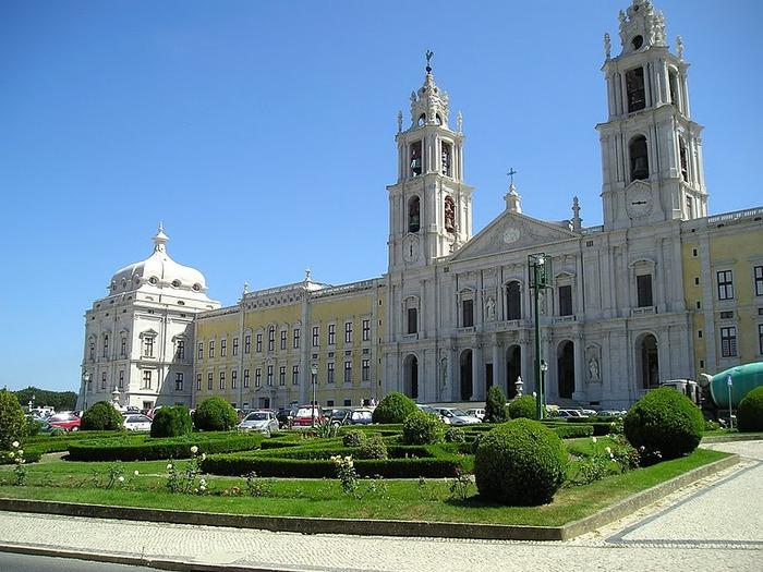 Дворец-монастырь да Мафра (Марфа, Португалия) 63732