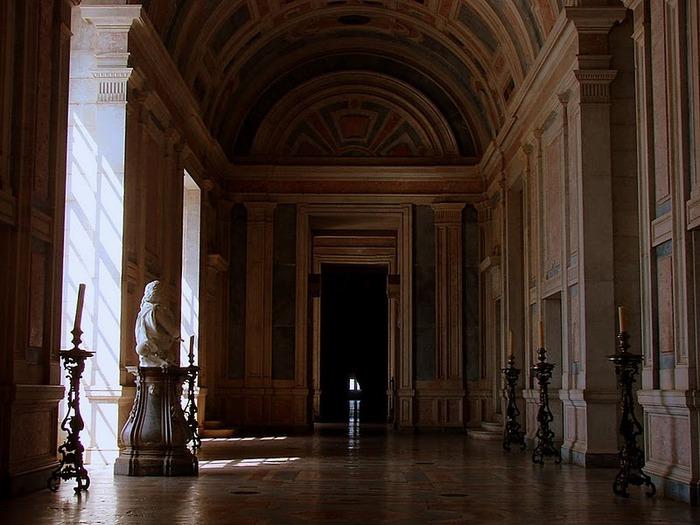 Дворец-монастырь да Мафра (Марфа, Португалия) 29954