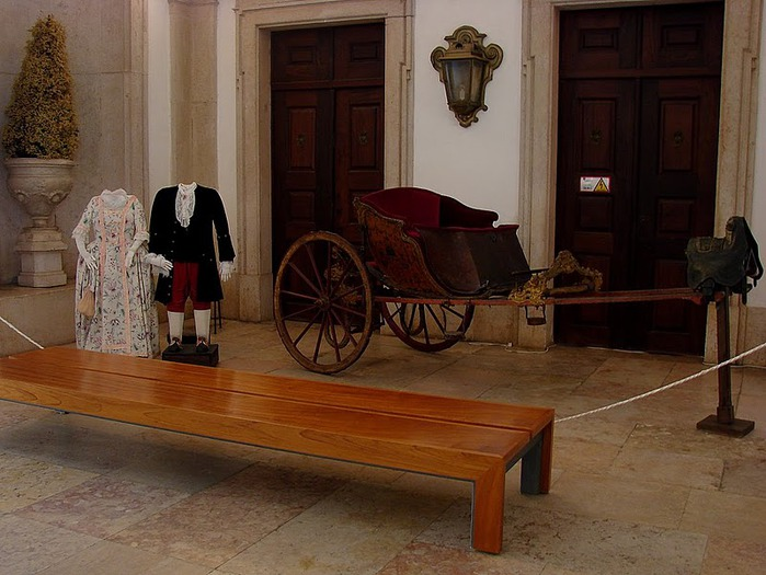 Дворец-монастырь да Мафра (Марфа, Португалия) 33240