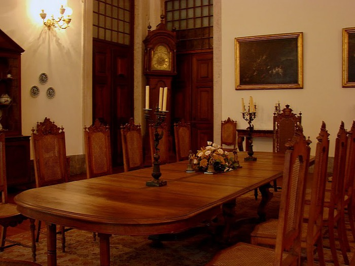 Дворец-монастырь да Мафра (Марфа, Португалия) 39976
