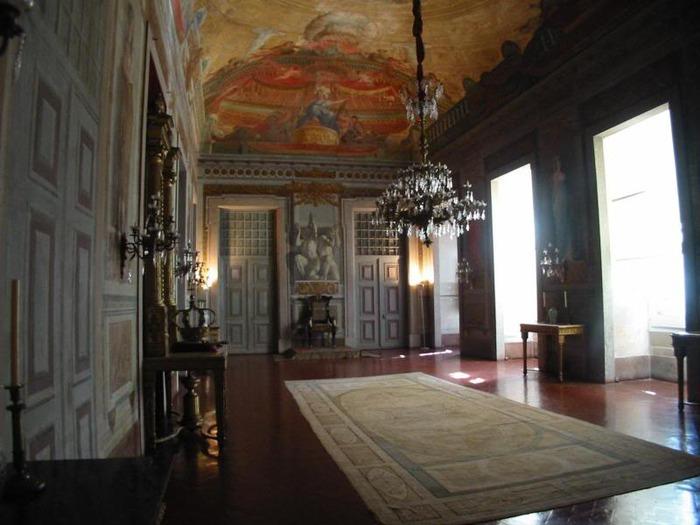 Дворец-монастырь да Мафра (Марфа, Португалия) 38943