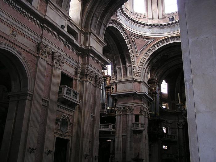 Дворец-монастырь да Мафра (Марфа, Португалия) 97271
