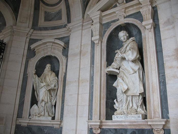 Дворец-монастырь да Мафра (Марфа, Португалия) 32163
