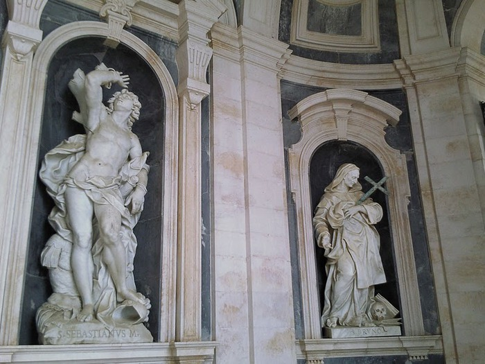 Дворец-монастырь да Мафра (Марфа, Португалия) 63047