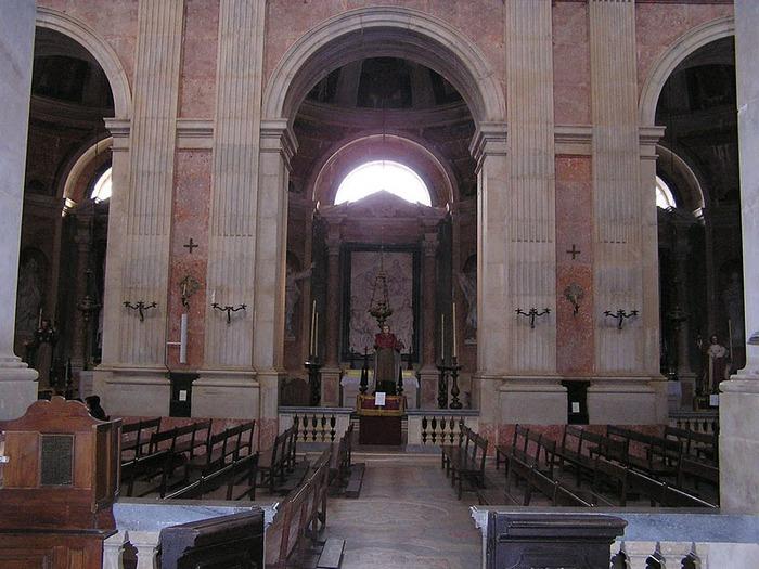Дворец-монастырь да Мафра (Марфа, Португалия) 77835