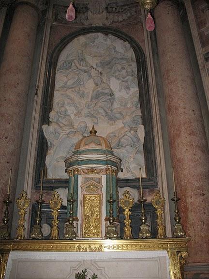 Дворец-монастырь да Мафра (Марфа, Португалия) 44566