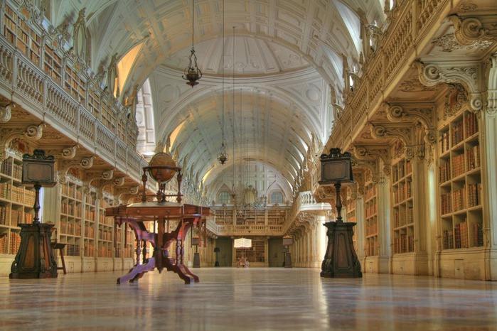 Дворец-монастырь да Мафра (Марфа, Португалия) 92053