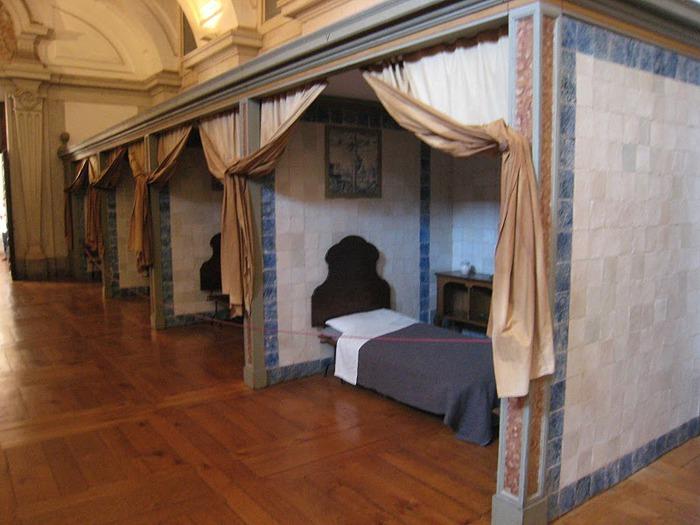 Дворец-монастырь да Мафра (Марфа, Португалия) 63907