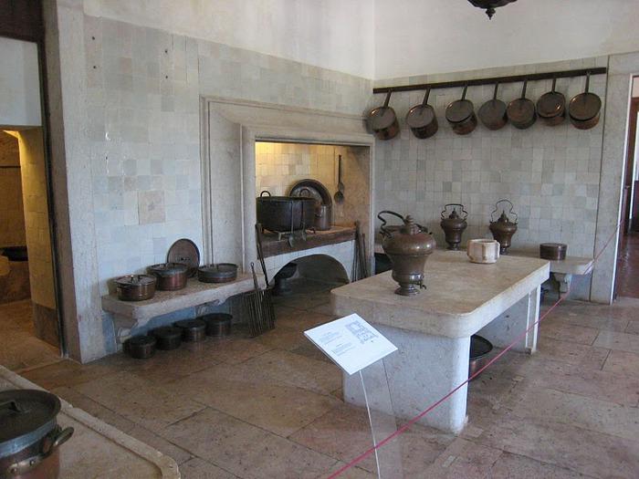 Дворец-монастырь да Мафра (Марфа, Португалия) 44512
