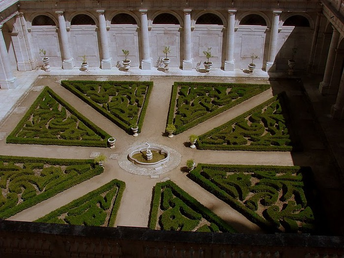 Дворец-монастырь да Мафра (Марфа, Португалия) 86412