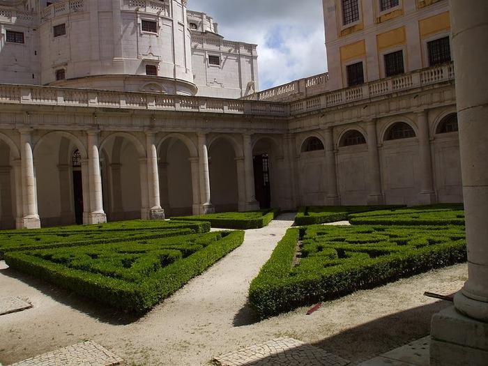 Дворец-монастырь да Мафра (Марфа, Португалия) 43546