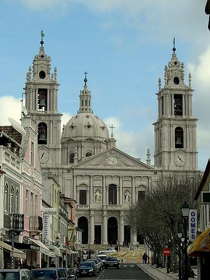 Дворец-монастырь да Мафра (Марфа, Португалия) 32132