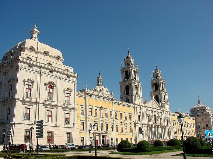 Дворец-монастырь да Мафра (Марфа, Португалия) 13446