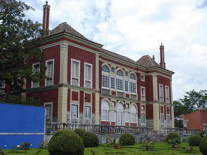 Дворец Маркизов Фронтейра (Palacio dos Marqueses de Fronteira) 95182