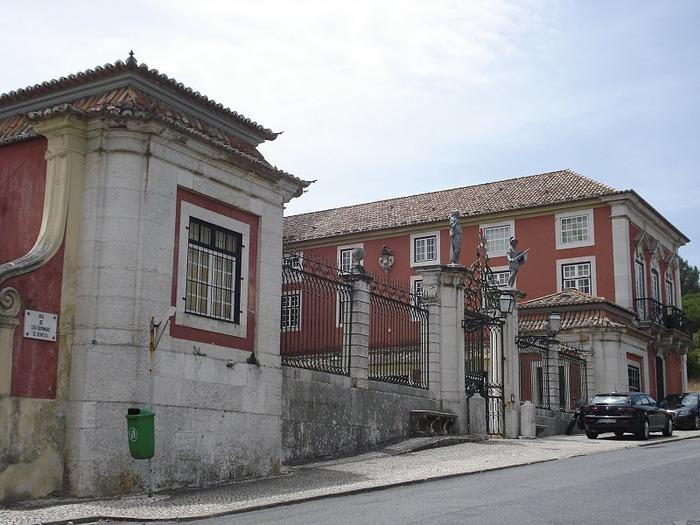 Дворец Маркизов Фронтейра (Palacio dos Marqueses de Fronteira) 97204