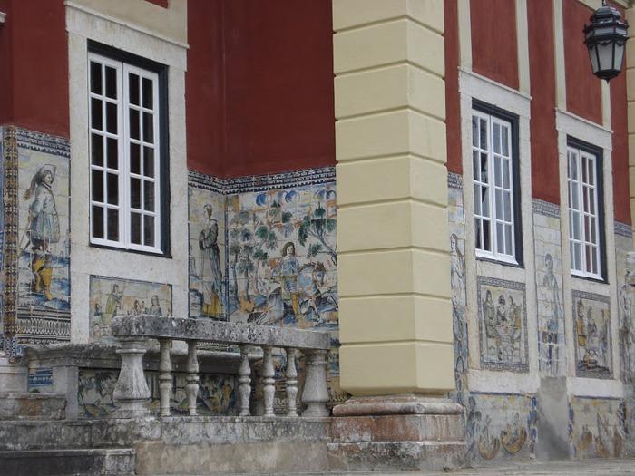 Дворец Маркизов Фронтейра (Palacio dos Marqueses de Fronteira) 85364