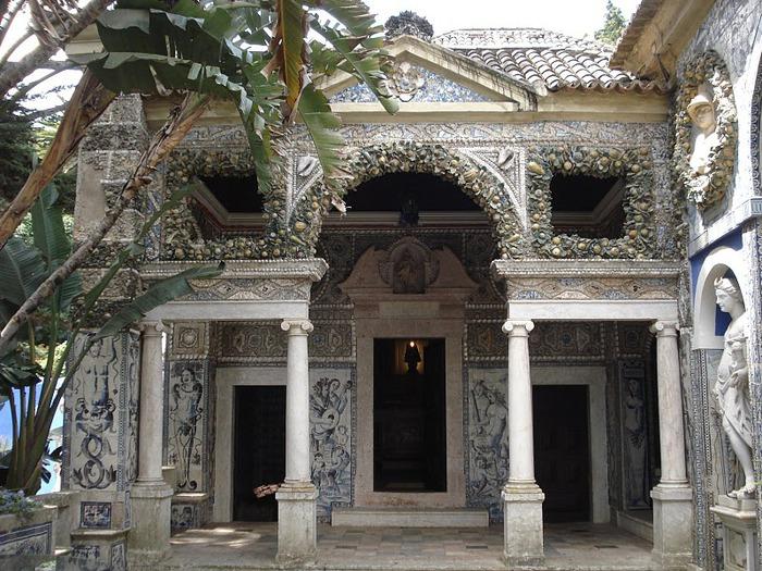 Дворец Маркизов Фронтейра (Palacio dos Marqueses de Fronteira) 31232