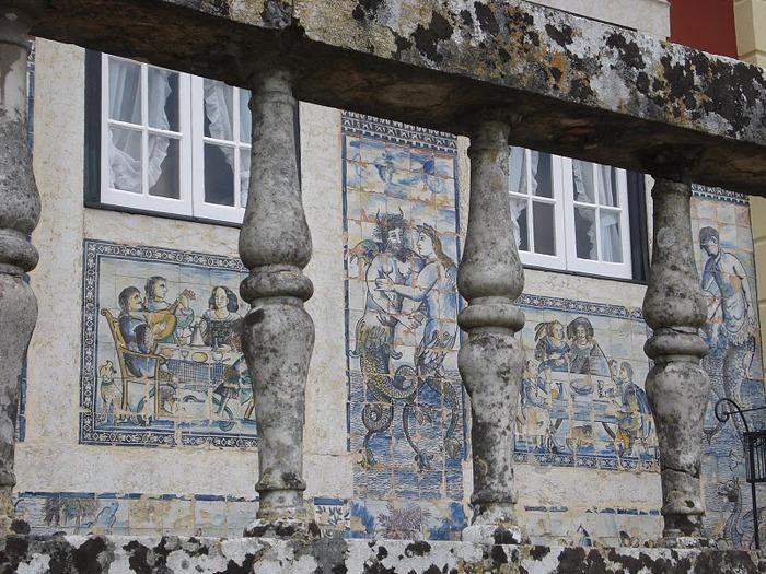 Дворец Маркизов Фронтейра (Palacio dos Marqueses de Fronteira) 36226