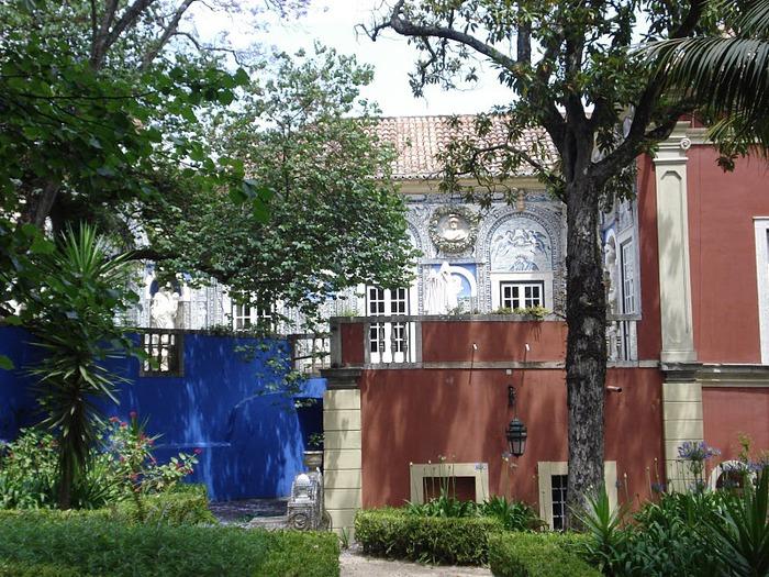 Дворец Маркизов Фронтейра (Palacio dos Marqueses de Fronteira) 68398