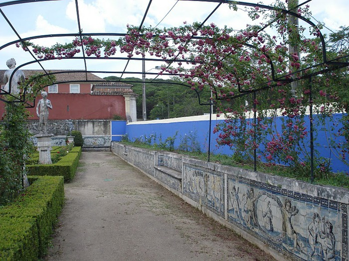 Дворец Маркизов Фронтейра (Palacio dos Marqueses de Fronteira) 40787