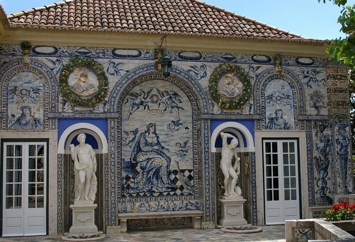 Дворец Маркизов Фронтейра (Palacio dos Marqueses de Fronteira) 34132