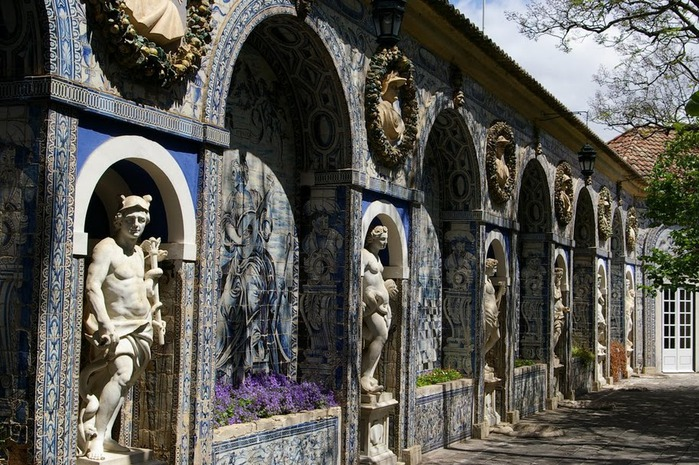 Дворец Маркизов Фронтейра (Palacio dos Marqueses de Fronteira) 77434