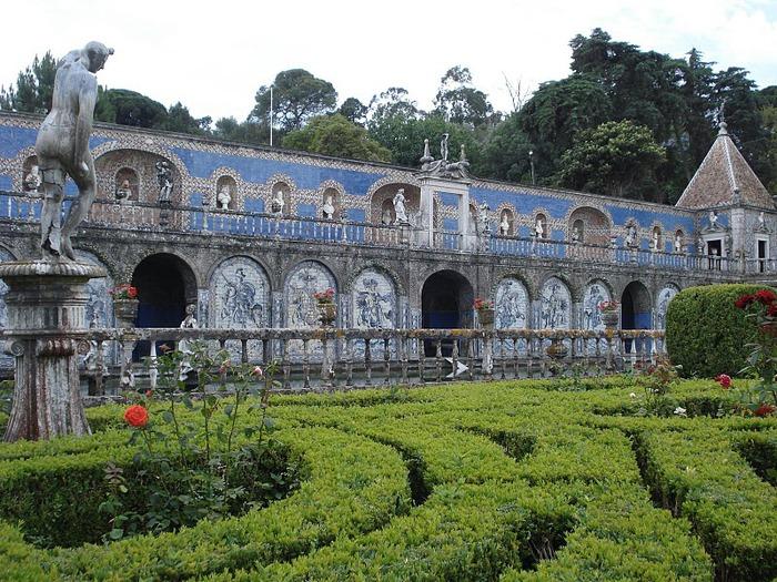 Дворец Маркизов Фронтейра (Palacio dos Marqueses de Fronteira) 53807