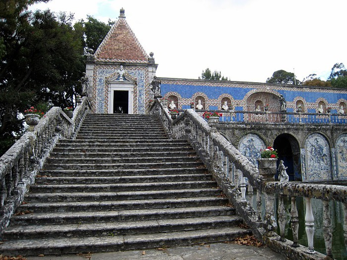Дворец Маркизов Фронтейра (Palacio dos Marqueses de Fronteira) 24051