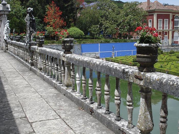 Дворец Маркизов Фронтейра (Palacio dos Marqueses de Fronteira) 93527