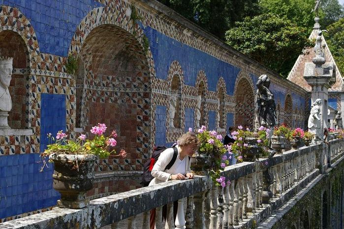Дворец Маркизов Фронтейра (Palacio dos Marqueses de Fronteira) 92968
