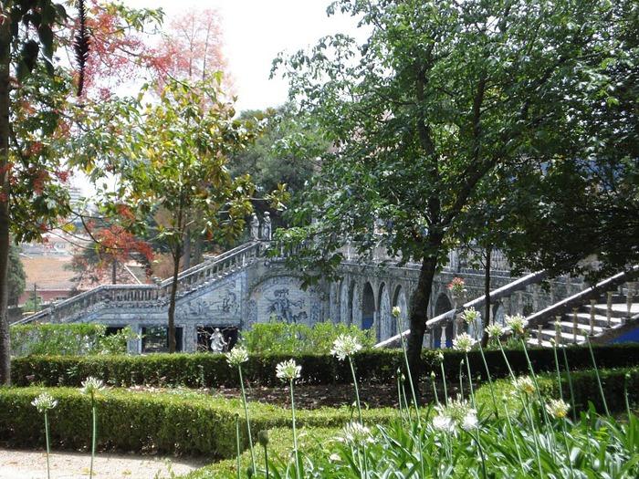 Дворец Маркизов Фронтейра (Palacio dos Marqueses de Fronteira) 34781