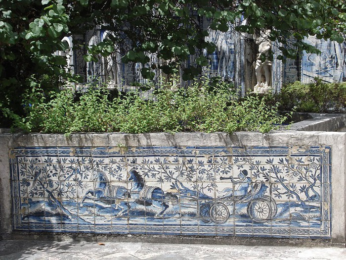 Дворец Маркизов Фронтейра (Palacio dos Marqueses de Fronteira) 91479