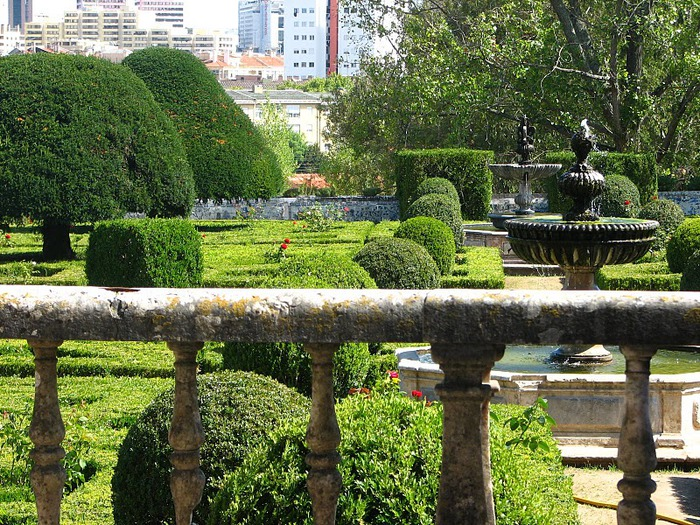 Дворец Маркизов Фронтейра (Palacio dos Marqueses de Fronteira) 22562