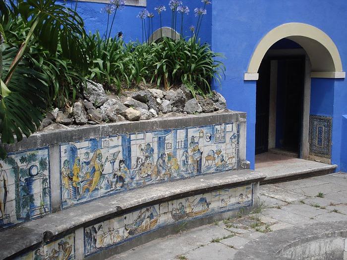Дворец Маркизов Фронтейра (Palacio dos Marqueses de Fronteira) 17570