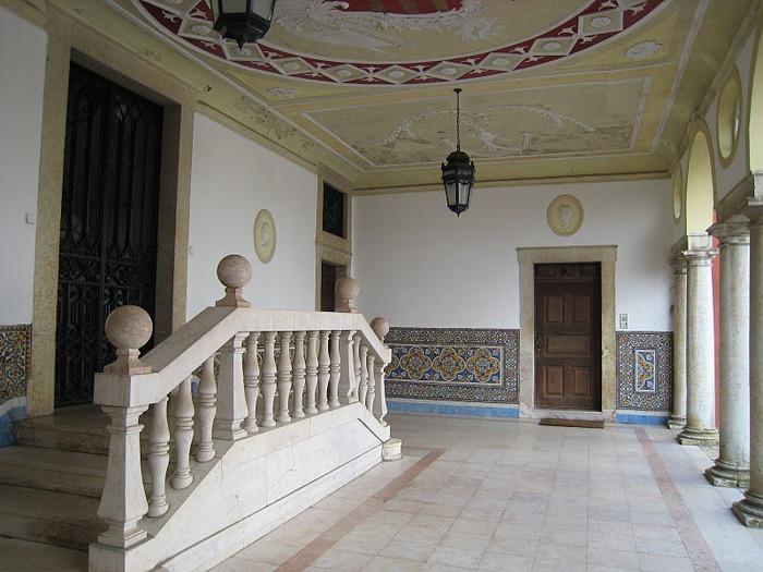 Дворец Маркизов Фронтейра (Palacio dos Marqueses de Fronteira) 39009