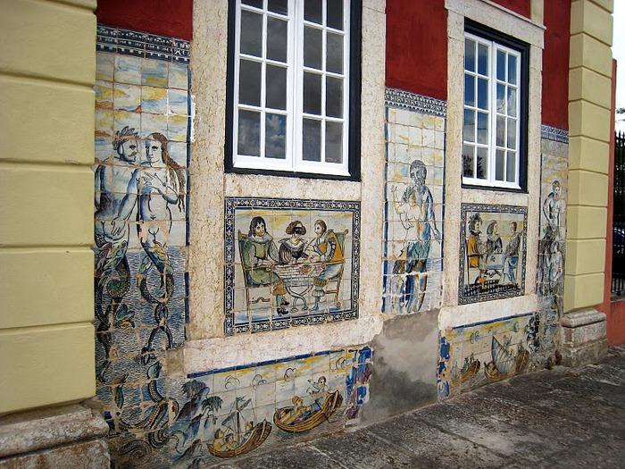 Дворец Маркизов Фронтейра (Palacio dos Marqueses de Fronteira) 78374