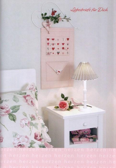 схемы вышивки для влюбленных