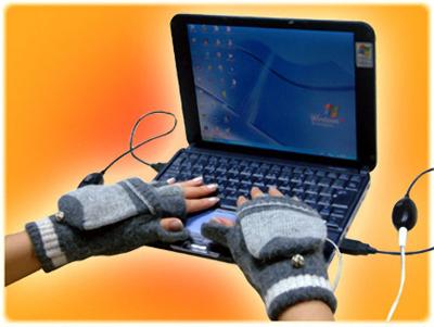 usb перчатки с подогревом
