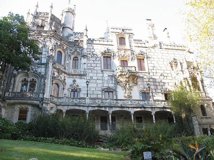 Дворец Кинта-да-Регалейра 66751