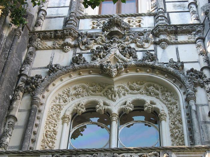 Дворец Кинта-да-Регалейра 74215