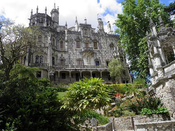 Дворец Кинта-да-Регалейра 20780