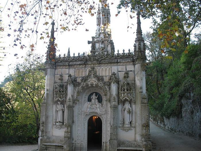 Дворец Кинта-да-Регалейра 73618