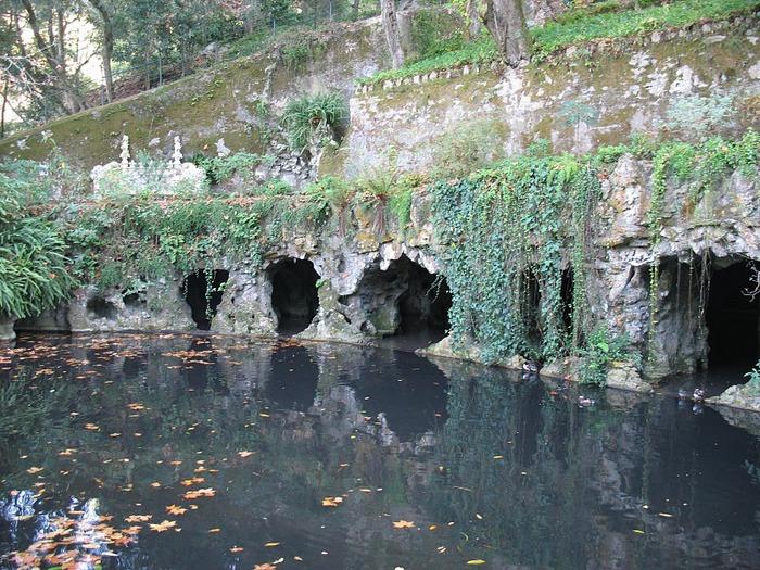 Дворец Кинта-да-Регалейра 96087