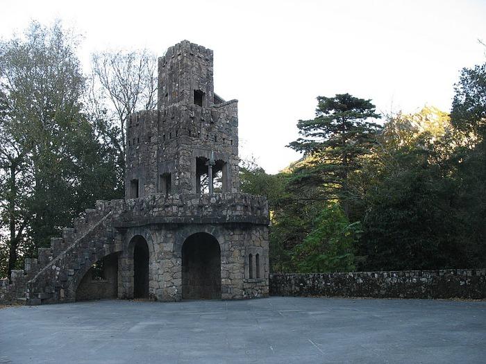 Дворец Кинта-да-Регалейра 47565